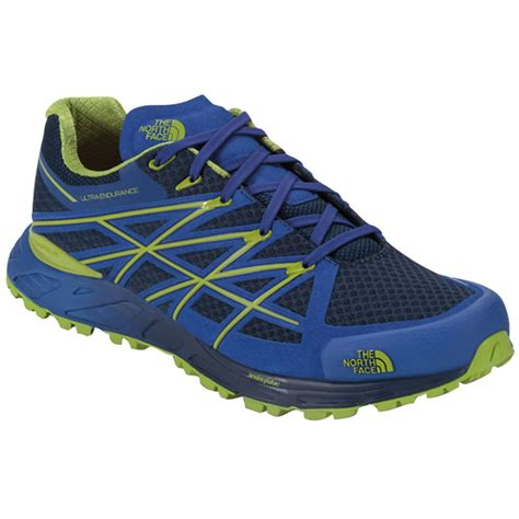 THE NORTH FACE Men s Ultra Endurance Trail Running Shoes