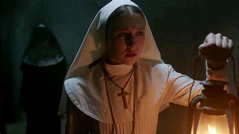 The Nun,   Curse of La Llorona  and  It: Chapter Two ...