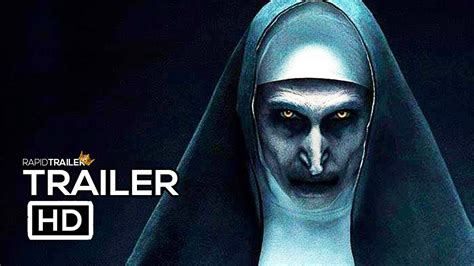 THE NUN Official Trailer  2018  Horror Movie HD   YouTube