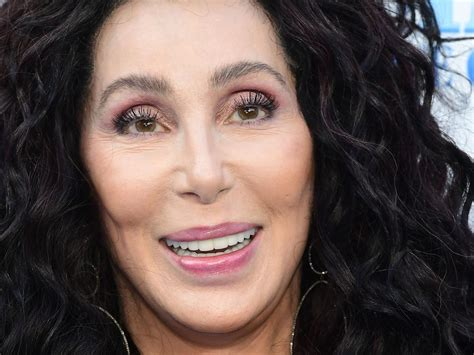 The only surprising thing about Mama Mia is Cher s face ...