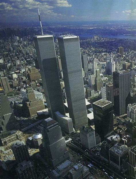 The original World Trade Center | Things I love | Pinterest
