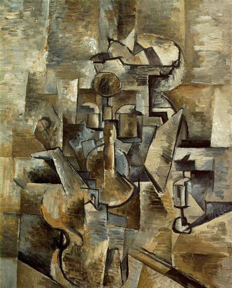THE OTHER ART ONE: CUBISM!!