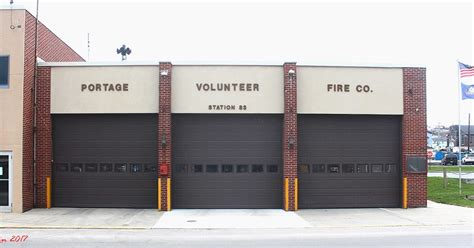 The Outskirts of Suburbia: Portage Volunteer Fire Company