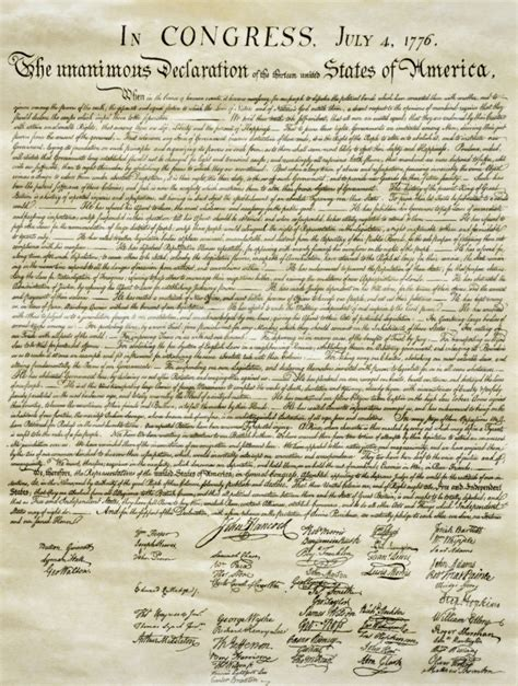 The Paradox of the Declaration of Independence   The Aspen ...