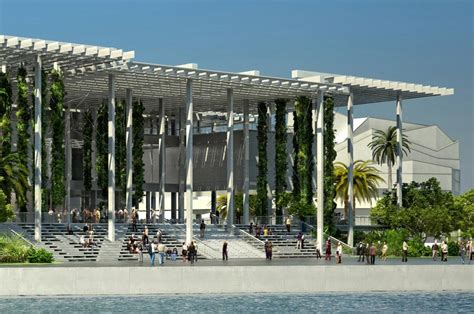 The Perez Art Museum Miami  PAMM  in Downtown will open to ...