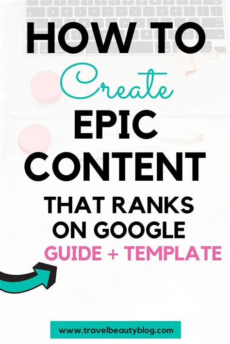 The Perfect Blog Post Template 2019 by ShevyStudio in 2020 ...