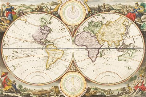 The Peters Projection and Mercator Map