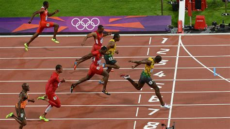 The Physics of Usain Bolt s World Record 100 meter Dash