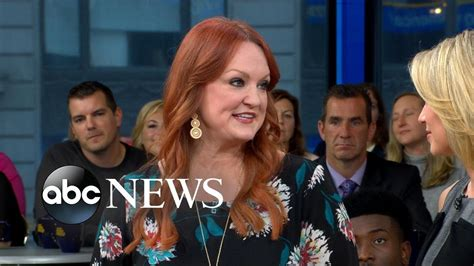 The Pioneer Woman  Ree Drummond shares 15 minute meals ...