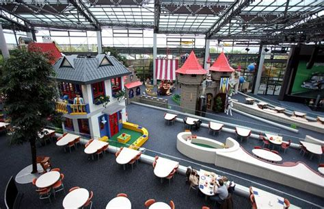 The Playmobil hotel, theme park and factory in Germany ...