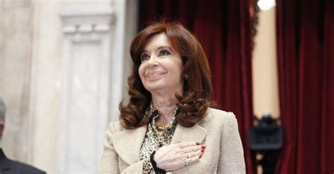 The political problem in Argentina is Cristina Kirchner ...