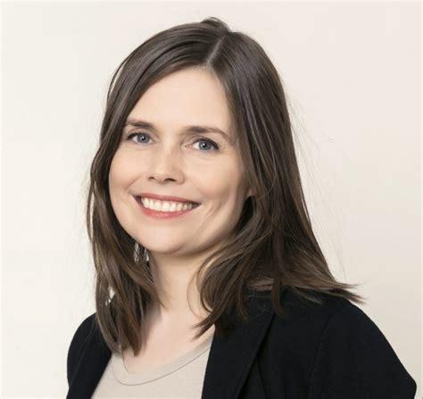The president summons Katrin Jakobsdottir of the Left ...