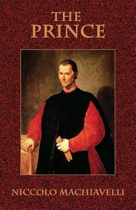 The Prince by Niccolo Machiavelli Paperback Book  English ...