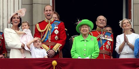 The Queen s birthday | The Royal Family