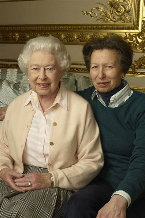 The Queen s special bond with her children