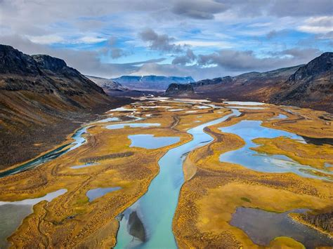 The Rapa River   Alaska of Europe in Sweden   Places To ...