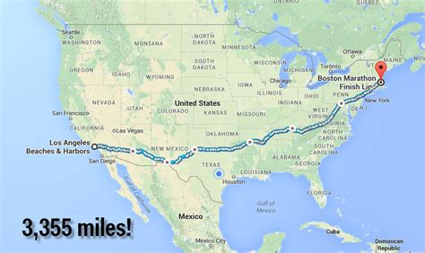 The real life Forrest Gump ran from LA to Boston    the ...