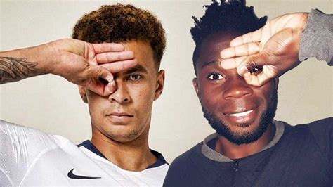 The real meaning behind Dele Alli s gesture   Oh My Goal ...