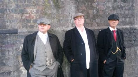 The real Peaky Blinders!   Picture of Brum Tours ...