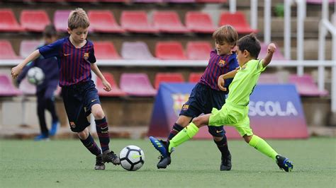 The registration period is now open for Barça Escola ...