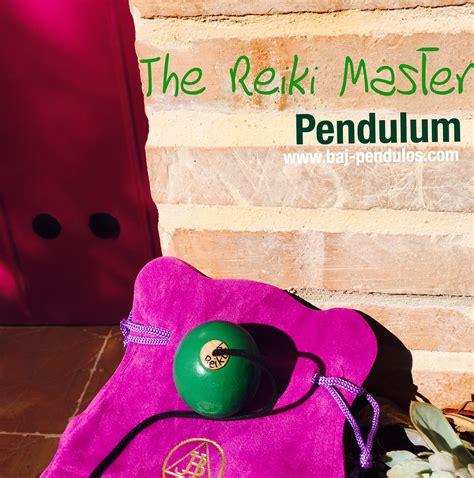 The Reiki Master Pendulum | Baj Pendulums