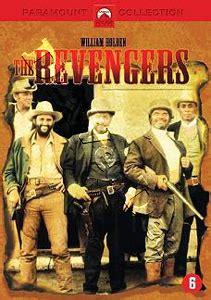 The Revengers NEW PAL Classic DVD William Holden | eBay