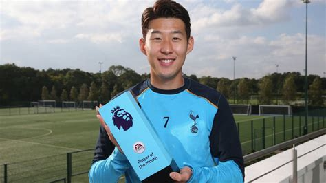 The rise of Heung Min Son: Tottenham star s journey from ...