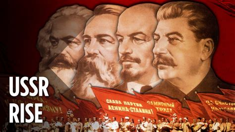 The Rise Of The Soviet Union   YouTube