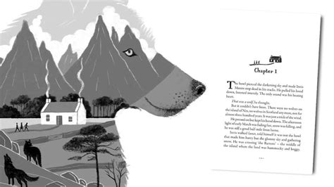 The Rise of Wolves: Extract   World Book Day