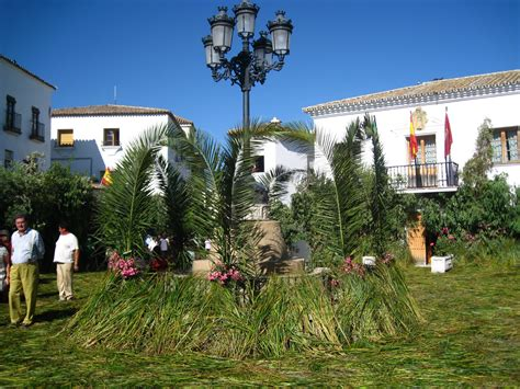 The Road to Ubrique  Cadiz : Corpus Christi in Zahara de ...