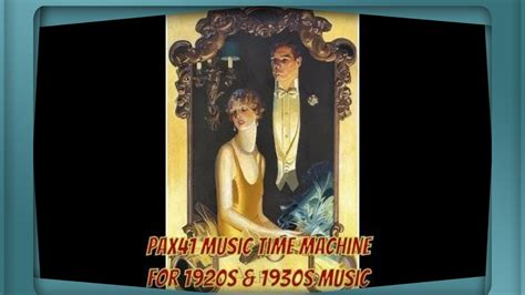 The Roaring 1920s Music Of The Great Gatsby Era @ Pax41 ...