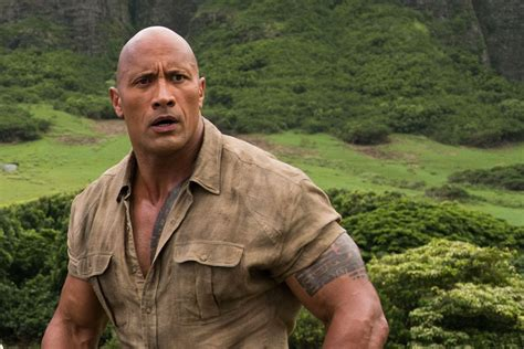 The Rock cooks up a $124M salary, highest ever for an ...