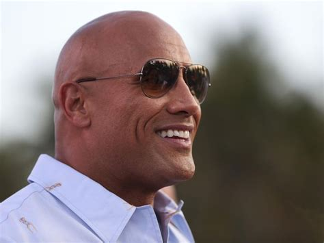 The Rock, Dwayne Johnson, the top actor on social media   CNET