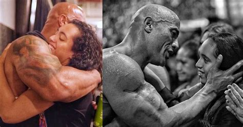 The Rock On Simone Johnson Becoming 1st 4th Generation WWE ...