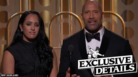 The Rock s Daughter Has Started Training at WWE PC