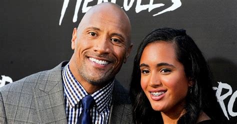The Rock s daughter has  the wrestling bug  says Triple H ...