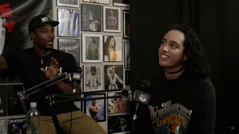 The Rock s Daughter Simone Johnson On Training At The WWE ...