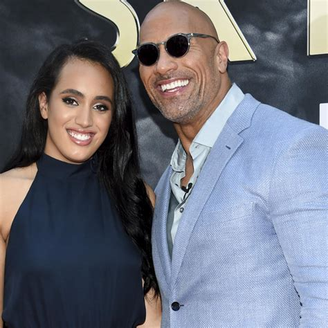 The Rock s Daughter Simone Johnson Reportedly Training at ...