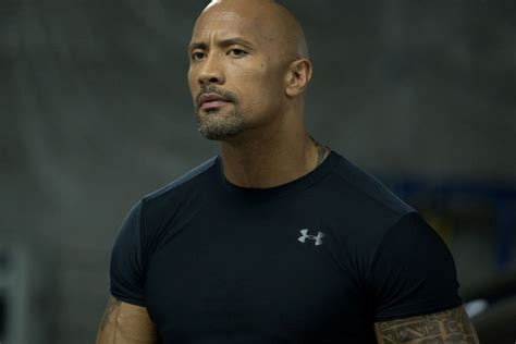 The Rock Signs With Under Armour