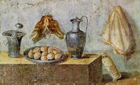 The Romans called their breakfast  ientaculum , usually ...