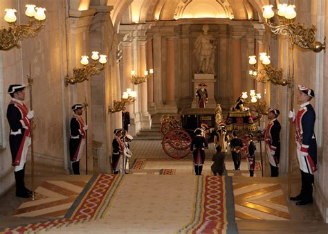 The Royal Guard updates its website and includes a photo ...