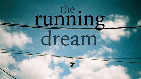 The Running Dream Book Trailer   YouTube