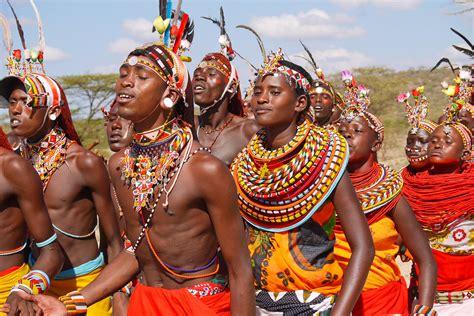 The Samburu people   Kenya   Kenia   Samburu land ...