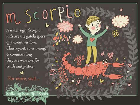 The Scorpio Child: Scorpio Girl & Boy Traits & Personality ...