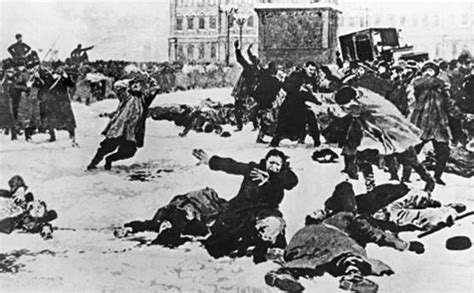 The Secret Life of Ruggles: The Russian Revolution 1905