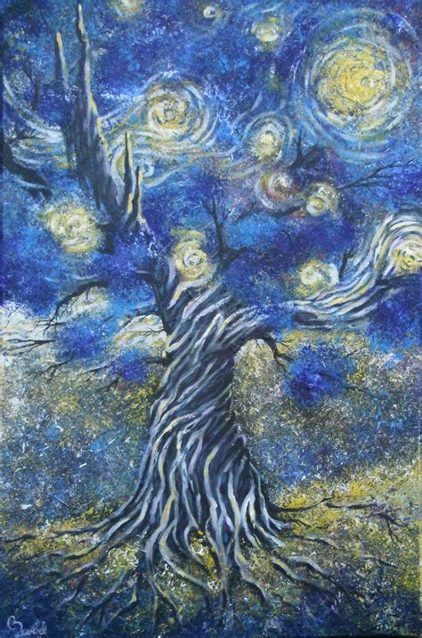 The Seed  A painting tribute to Vincent Van Gogh   In the ...