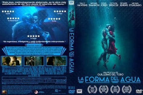 The shape of water 2017 La forma del agua Caratula y ...