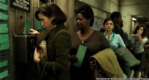 THE SHAPE OF WATER  2017  Production Notes