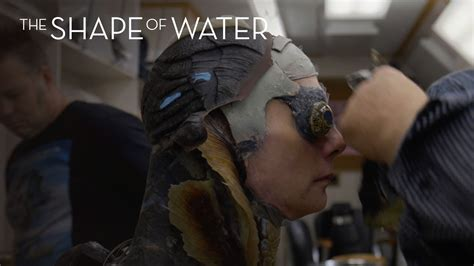 THE SHAPE OF WATER   Behind The Scenes: Makeup Timelapse ...