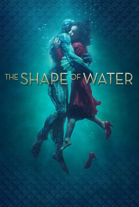 The Shape Of Water [Blu ray]   director: Guillermo del ...
